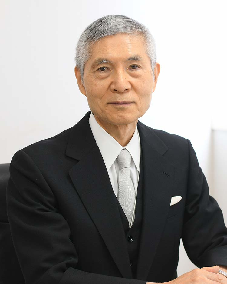 学校長 及川 隆司